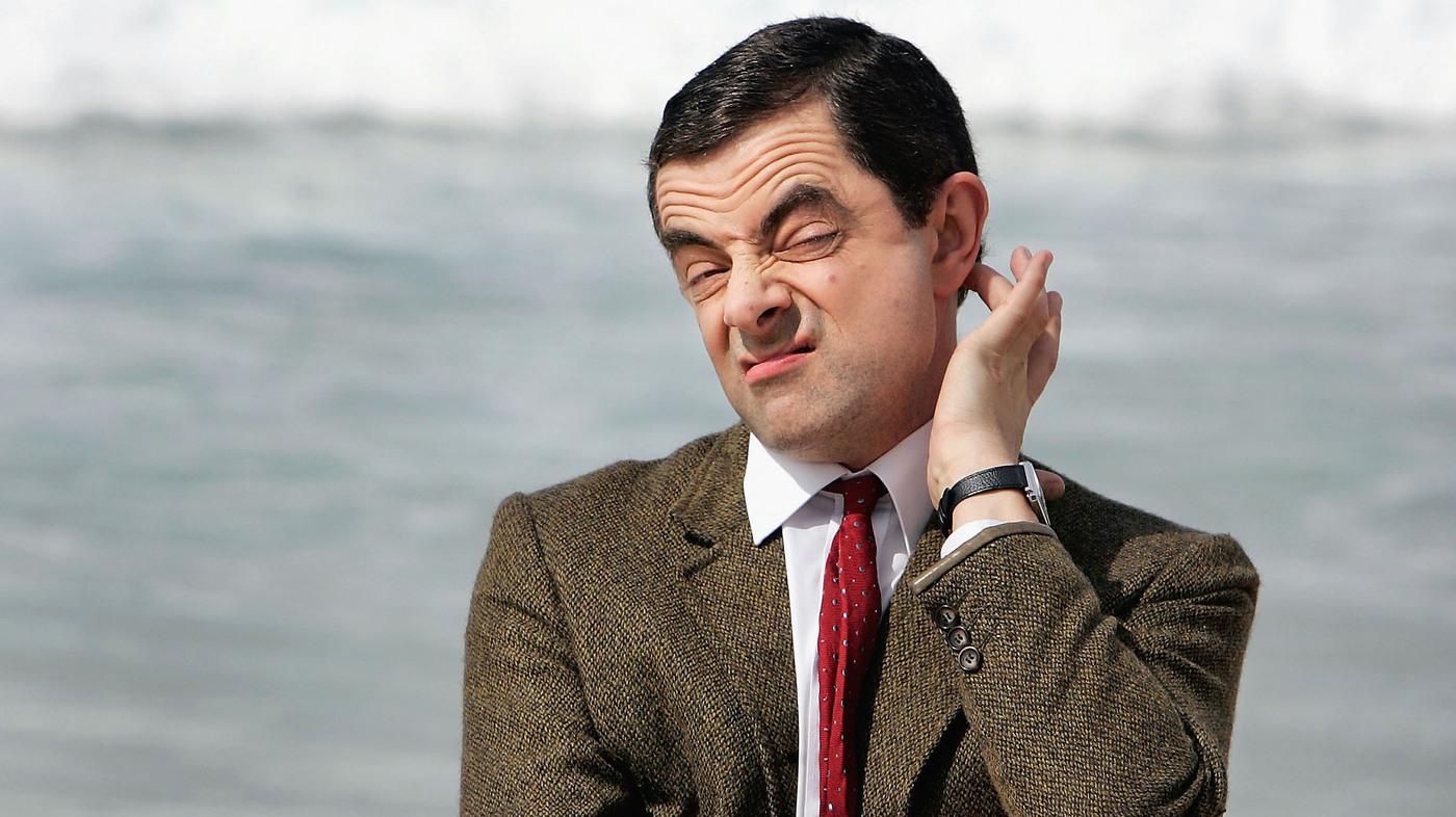 Le maillot third vu par Snakill... et Mr Bean