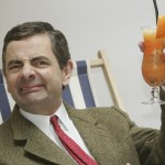 Rowan Atkinson Photocall