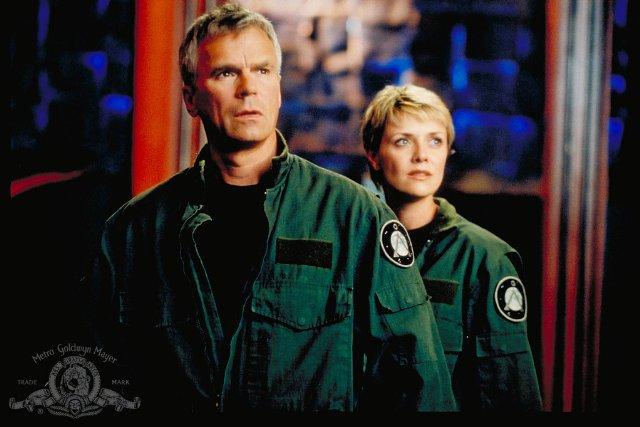 Stargate sg1 10 saisons richard dean anderson episode - Stargate la porte des etoiles streaming ...