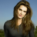 Brooke Shields Wallpaper @ go4celebrity.com