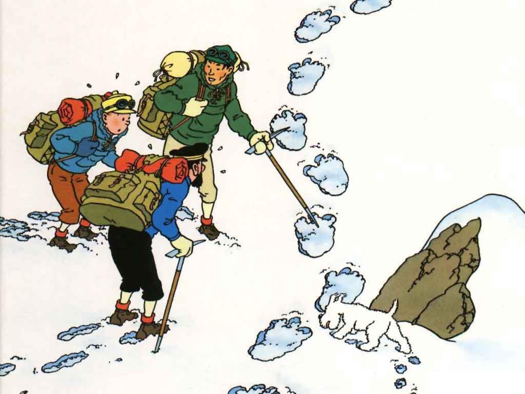 Tintin et milou topkool - Tintin gratuit ...