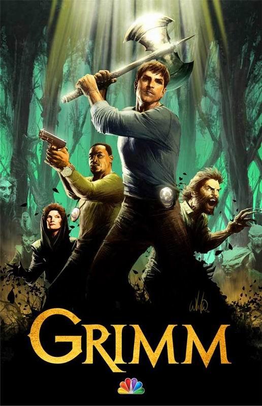 Grimm Serie Stream