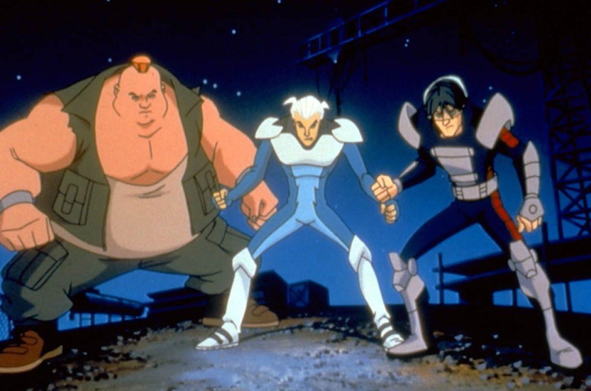 X Men Evolution Dessins Animes Topkool