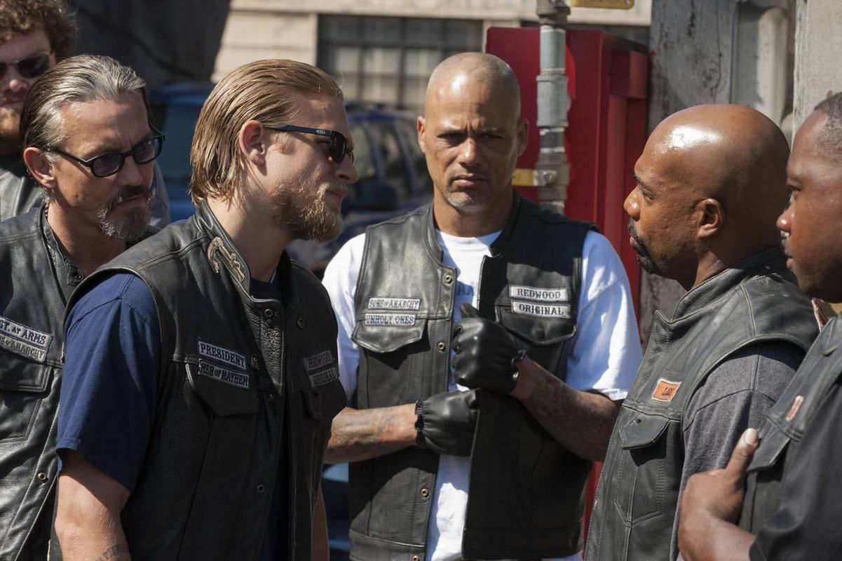 sons of anarchy s ries tv topkool. Black Bedroom Furniture Sets. Home Design Ideas