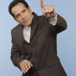 MONK -- Pictured: Tony Shalhoub as Adrian Monk -- USA Network Photo: Gavin Bond