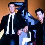 Karl Pruner and Michael Easton star in Total Recall 2070.