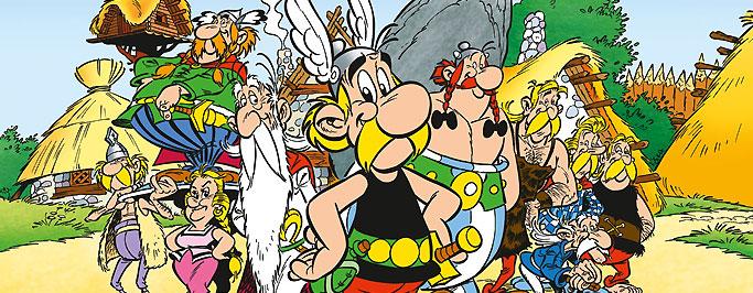 Asterix Le Gaulois Topkool