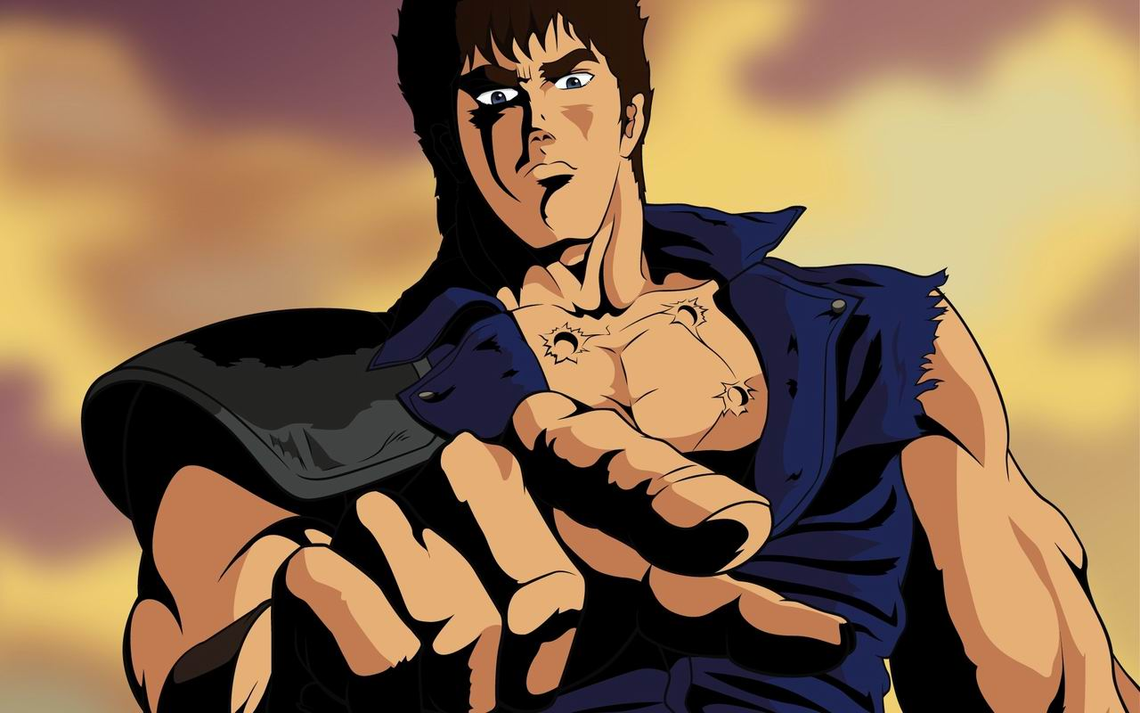 Ken le survivant - Hokuto no Ken - Dessins animés - TopKool